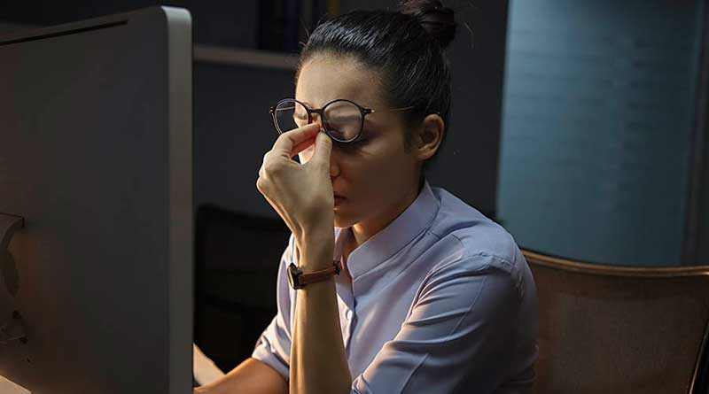 Tips to Combating Computer Vision Syndrome